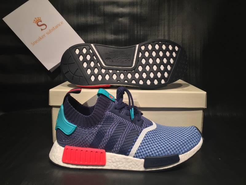 Adidas NMD R1 Winter Wool Primeknit PK Black Size 12