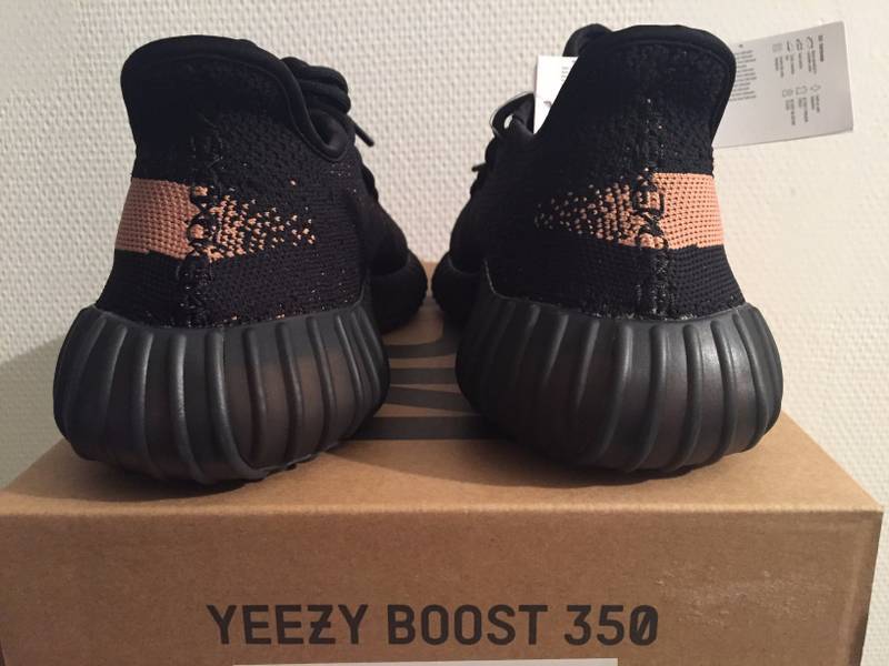 Adidas Yeezy Boost 350 V2 Black Copper BY1605 Review