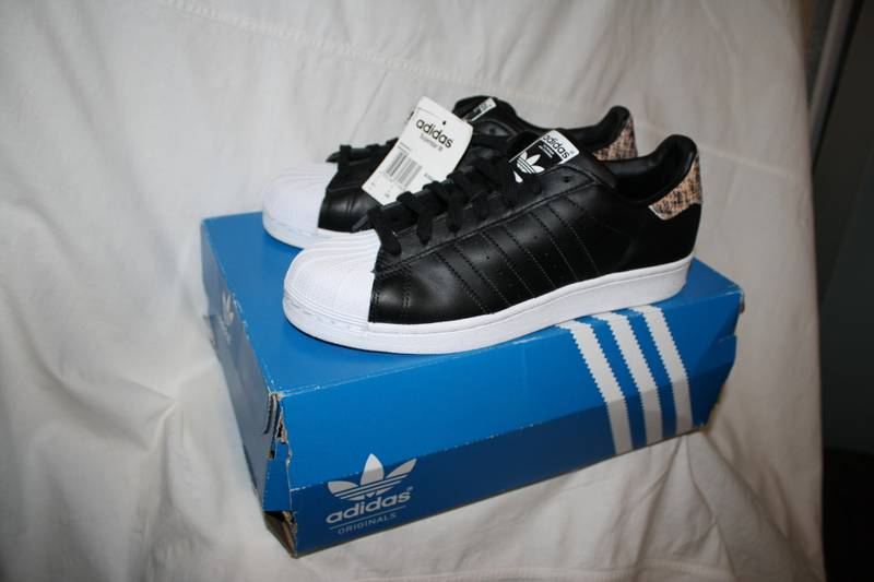 Adidas Superstar Vulc ADV D68718 White/Black LR MSRP $80