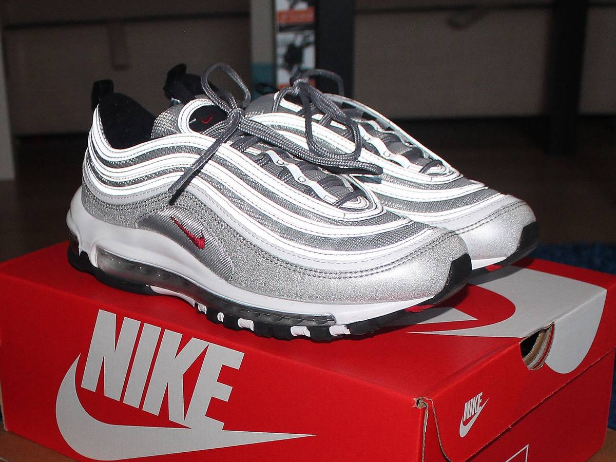 How to spot fake Cheap Nike Air Max 97 Undefeated in 29 steps goVerify