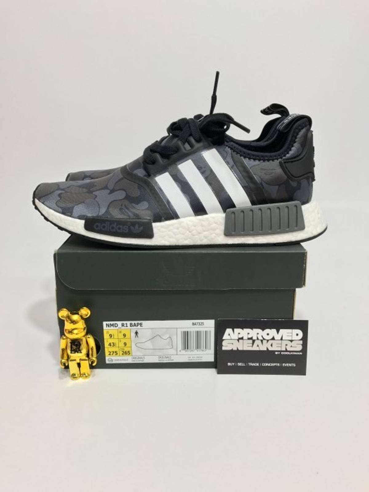 Shop Size 12 Cheap Adidas NMD Trainers Online ZALANDO.CO.UK