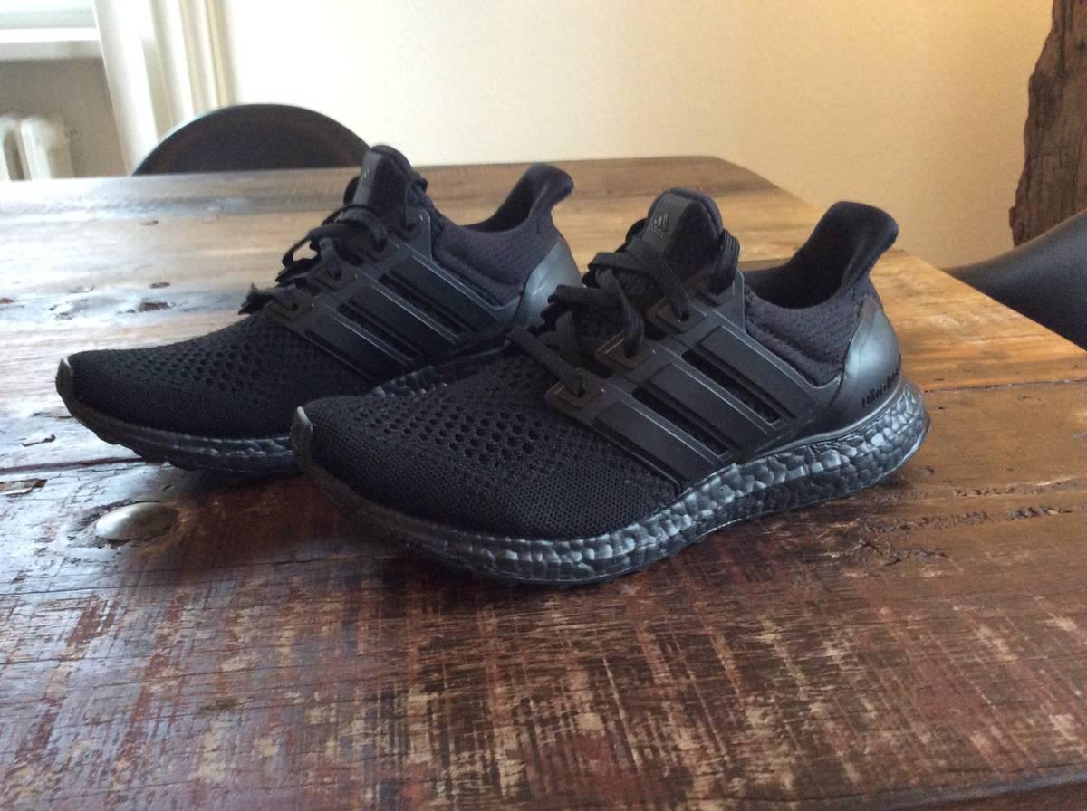 online store c85f0 a0ec6 ... purchase adidas ultraboost 2.0 ltd triple black photo 1 8 d28bb 651de