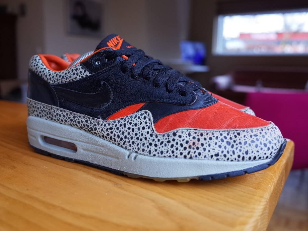 ec381bf693 ... Nike air max 1 qs premium safari krss keep rippin stop slippin 2008 ...