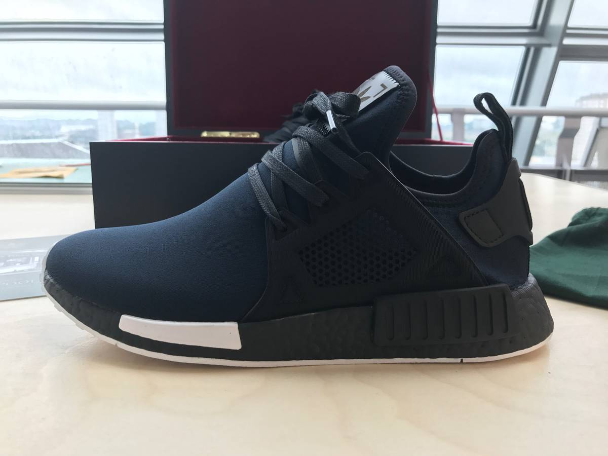 finest selection cd887 8fc5f size x henry poole x adidas nmd xr1 release date