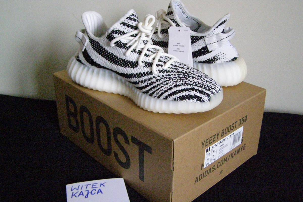 Men Yeezy Boost 350 V2 Zebra Hong Kong Pirate Black Online