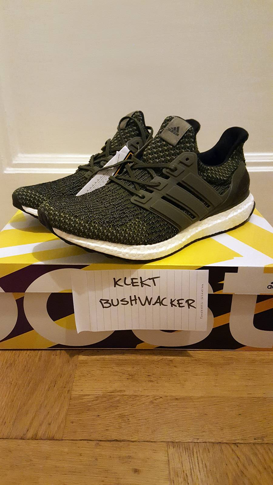Adidas Ultra Boost 3.0 LTD Gray Leather Cage BB 1092 Size 8