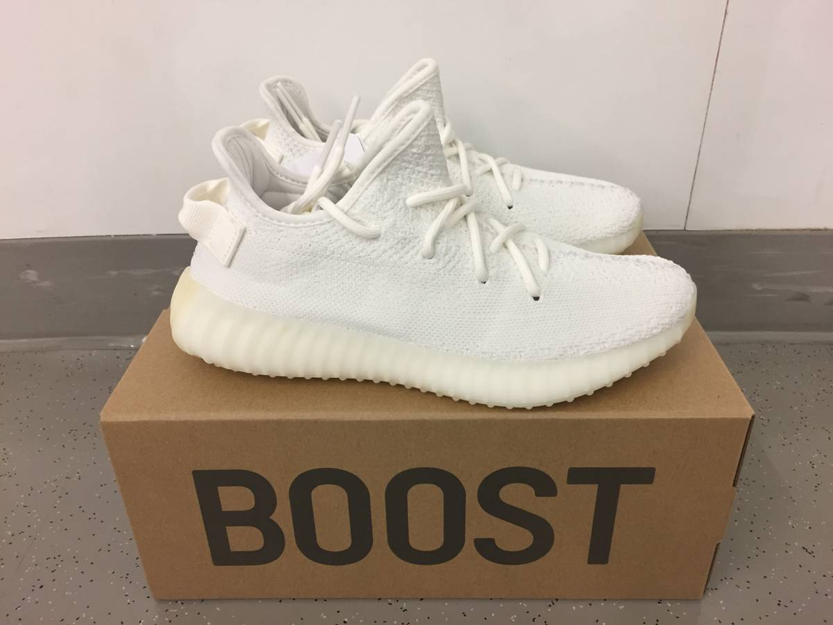 GREEN Authentic YEEZY BOOST 350 V2 BY9611