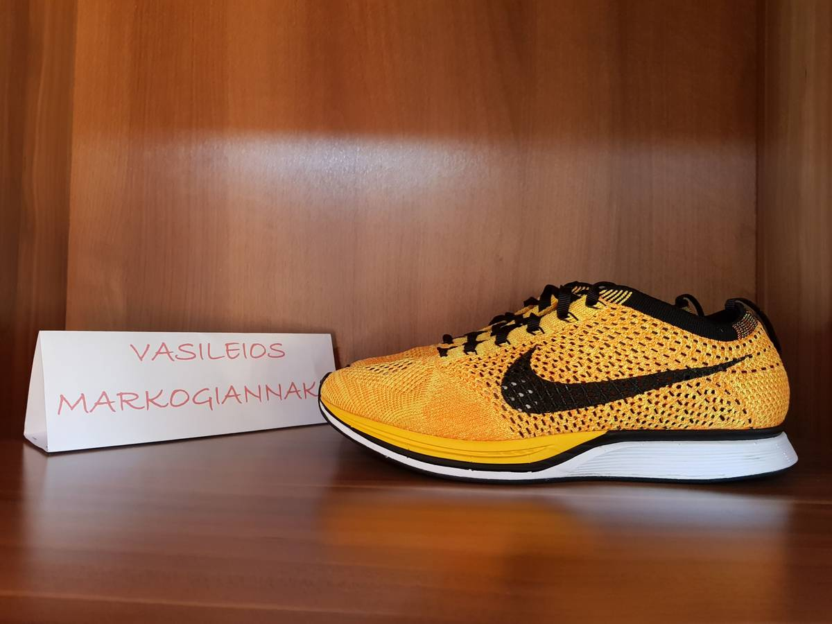 27a73a92ab25 ... sweden nike flyknit racer cheetos rare deadstock photo 1 6 38d86 c5f99  ...