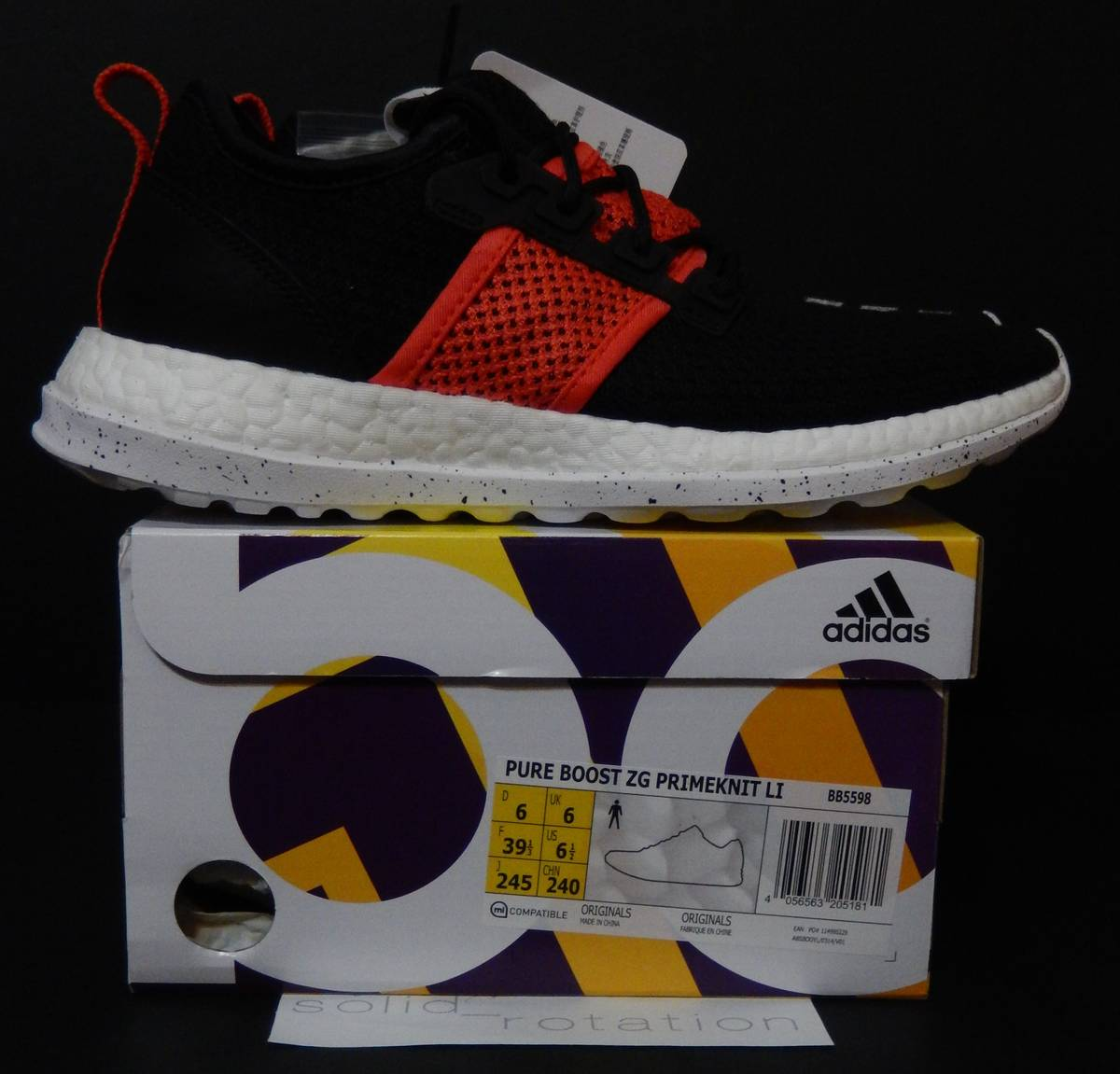 Pure Boost DPR LTD Shoes Adidas