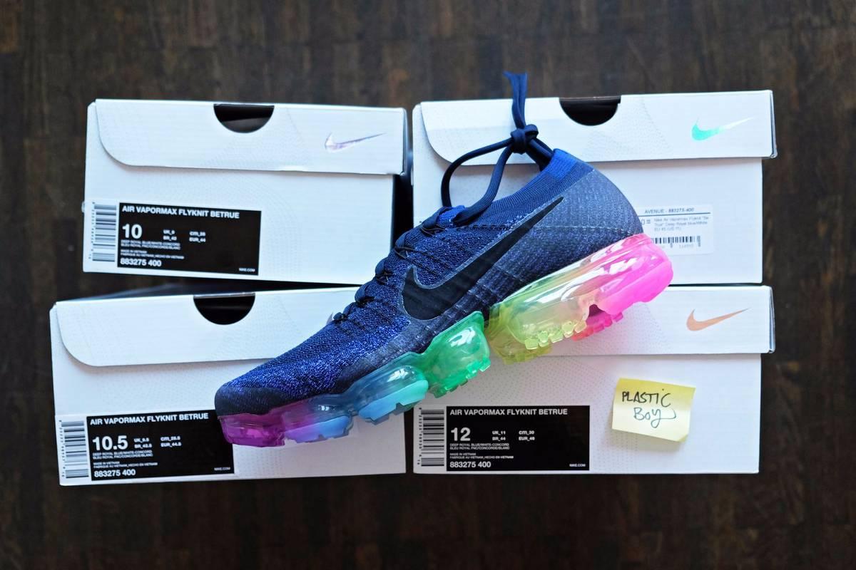Nike VaporMax Oreo Colorway Spring 2017 Agneta Livijn