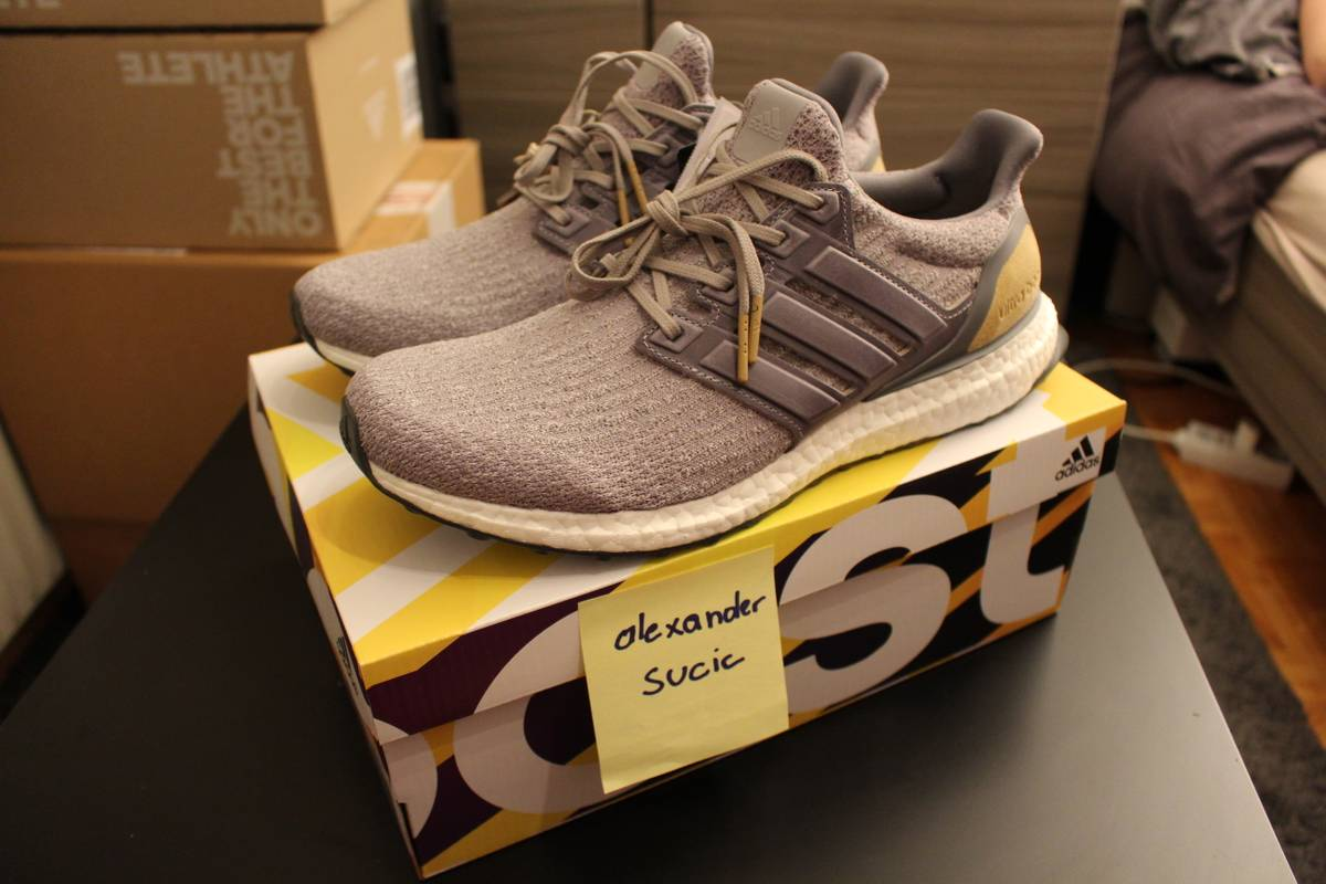 Adidas Ultraboost 3.0 LTD 'Trace Cargo' (# 1094639) from MP.