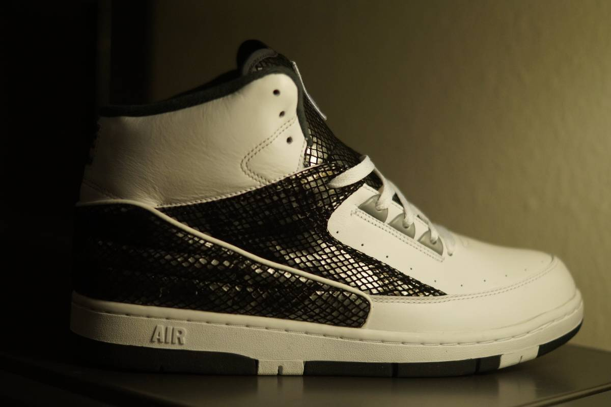 Nike Air Python SP Nike LAB TierZero Tier0 Snakeskin - photo 1/5