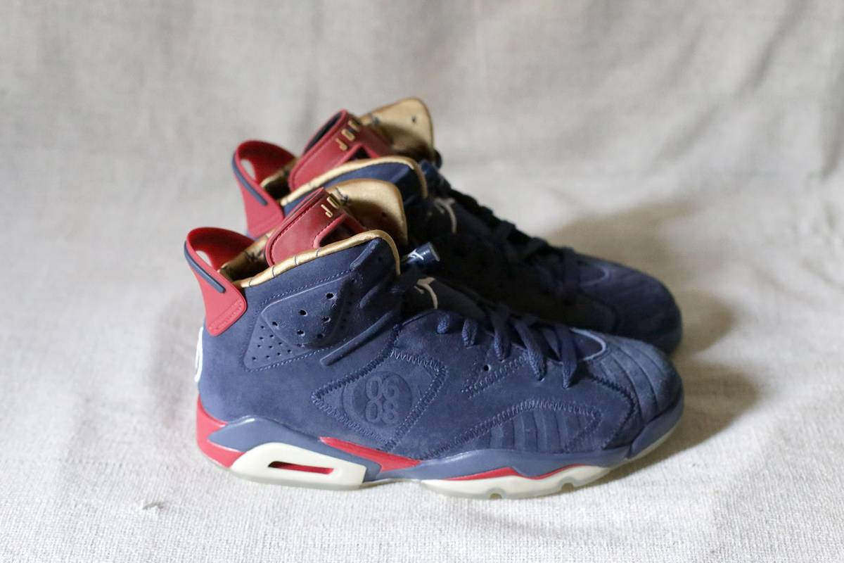 3817177f62b4 Nike Air Jordan VI 6 AJ6 Retro Doernbecher Freestyle 2009 9 US 42.5 DS -  photo ...