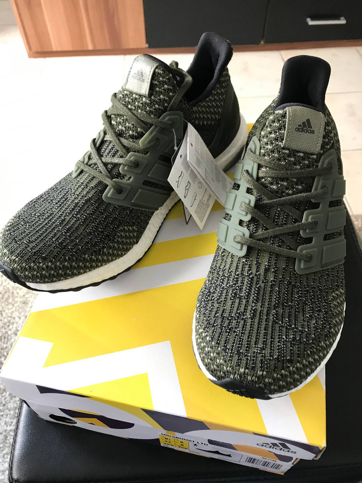 2017 Men'S New Ultra Boost 3.0 Primeknit Running Shoes