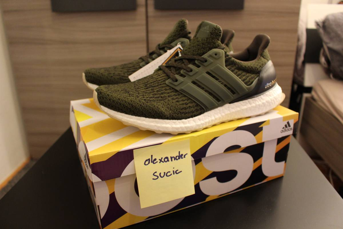 Adidas Ultra Boost 3.0 CNY Chinese New Year BB3521 UK7.5 US8