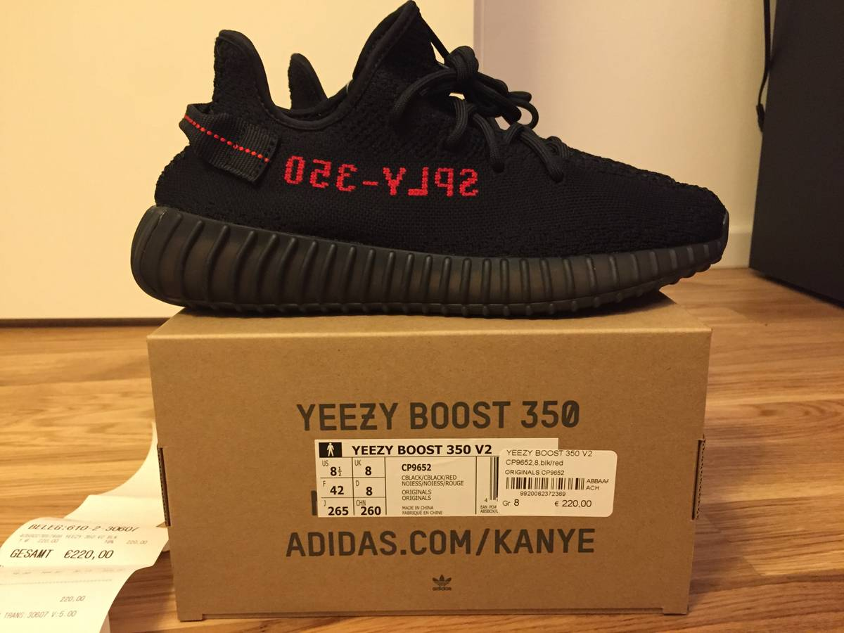 20f0b83ff Red Adidas Yeezy Boost 350v2 Best Price New Balance Sneakers Men ...