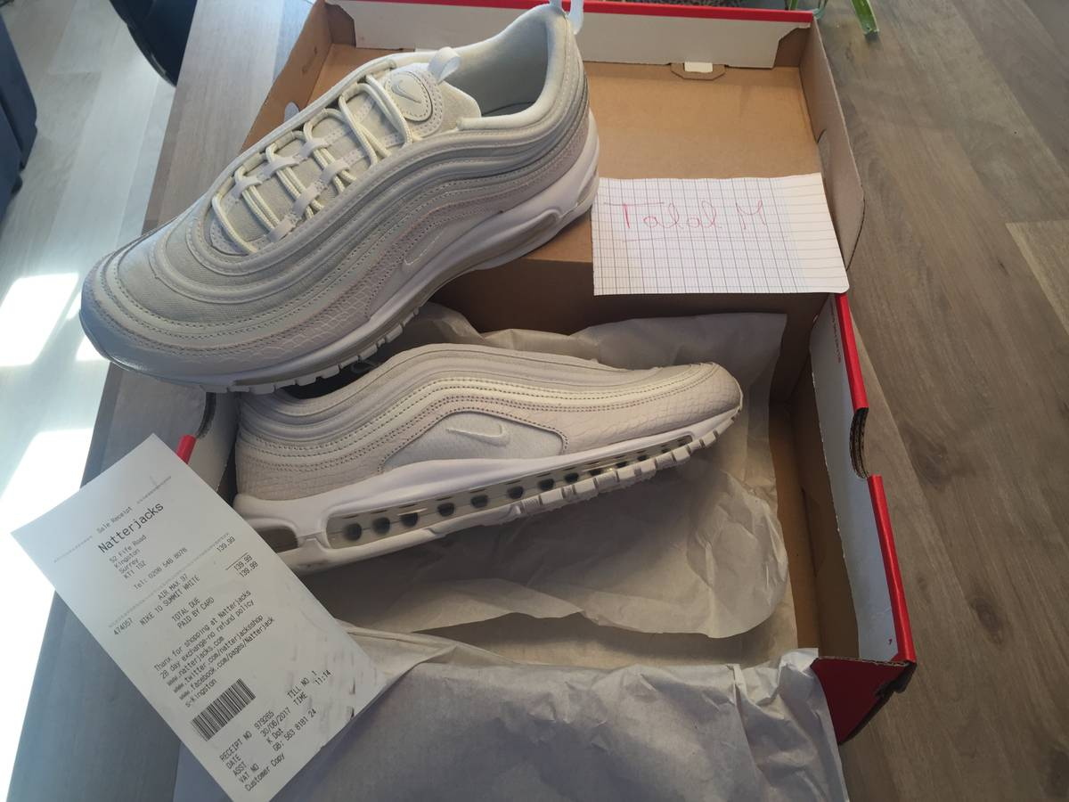 Watch This Unboxing of the New Italy Exclusive Cheap Nike Air Max 97