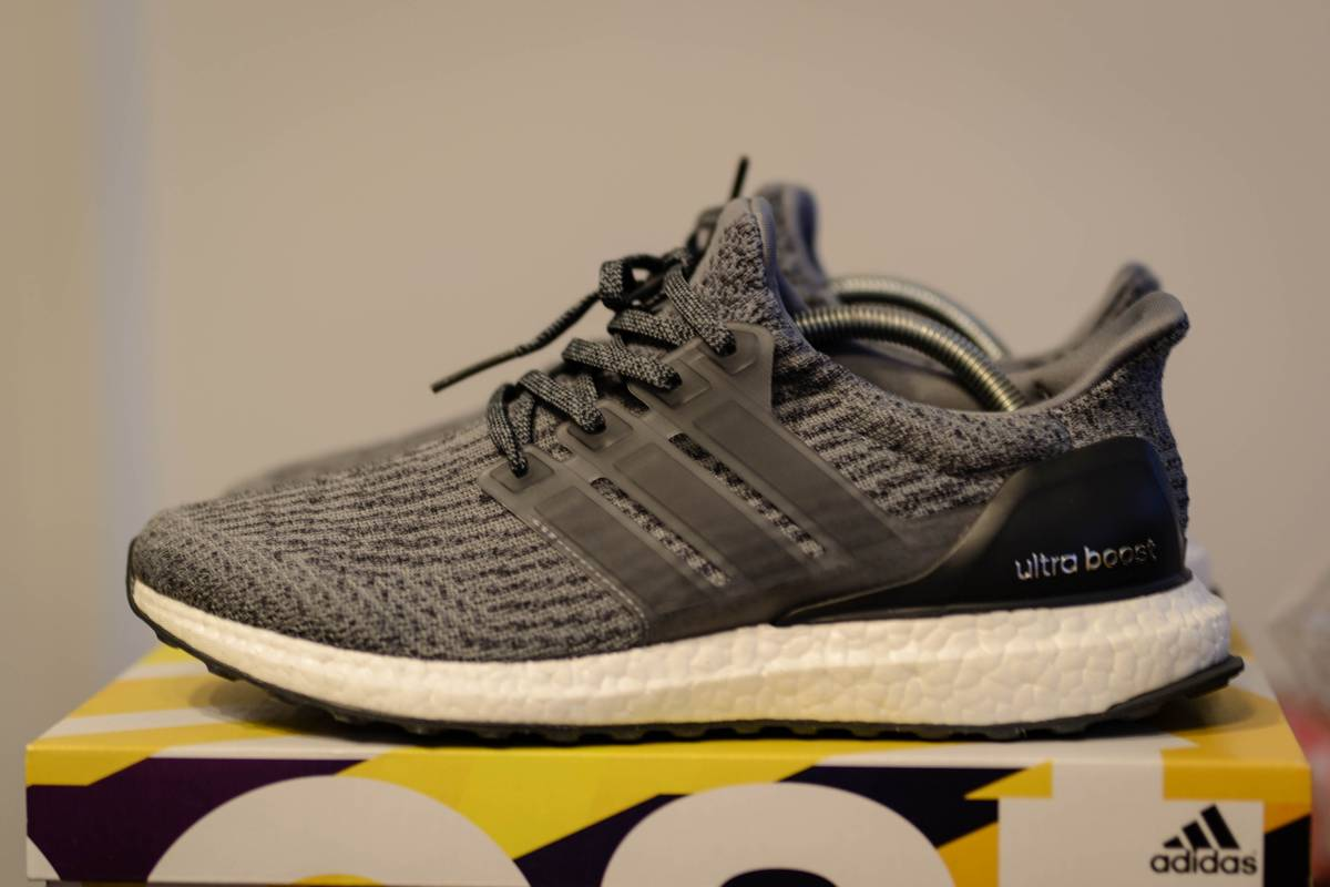 adidas Ultra Boost 3.0 Mystery Blue
