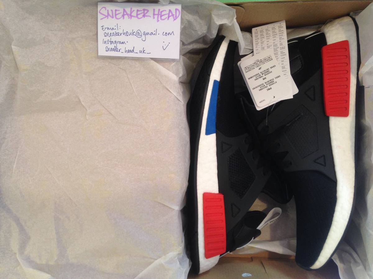 Adidas NMD Runner XR1 BA7231 Men's Size 5.in