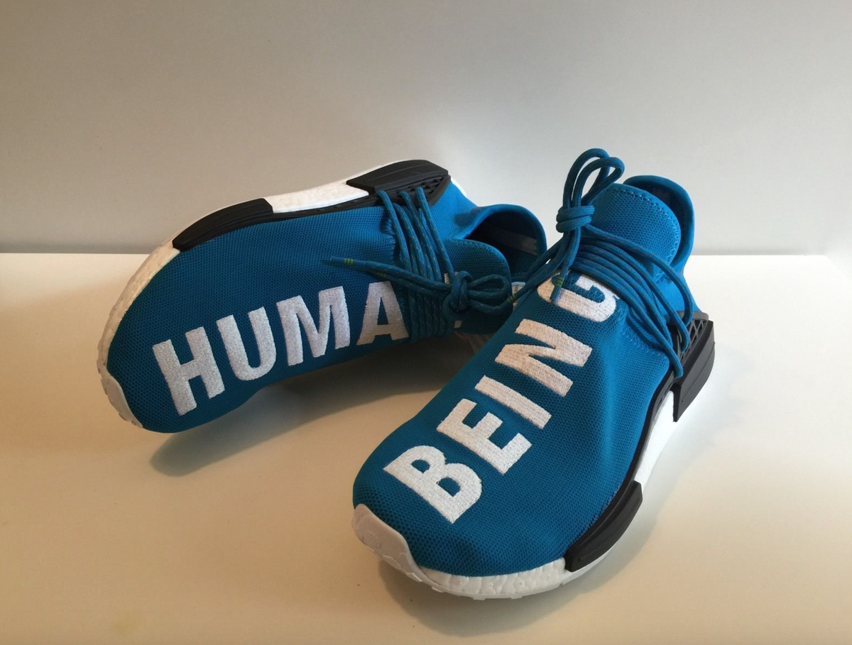 Adidas Mens Pharrell Williams X Human Race NMD