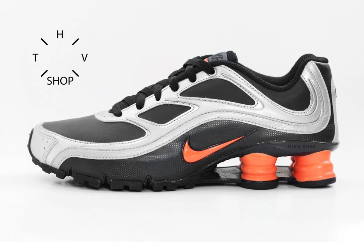 Nike Shox Turbo 9 SL R4 ZN sneakers kicks DS unisex 2009 Deadstock BNWT -  photo 7c97b9ec0