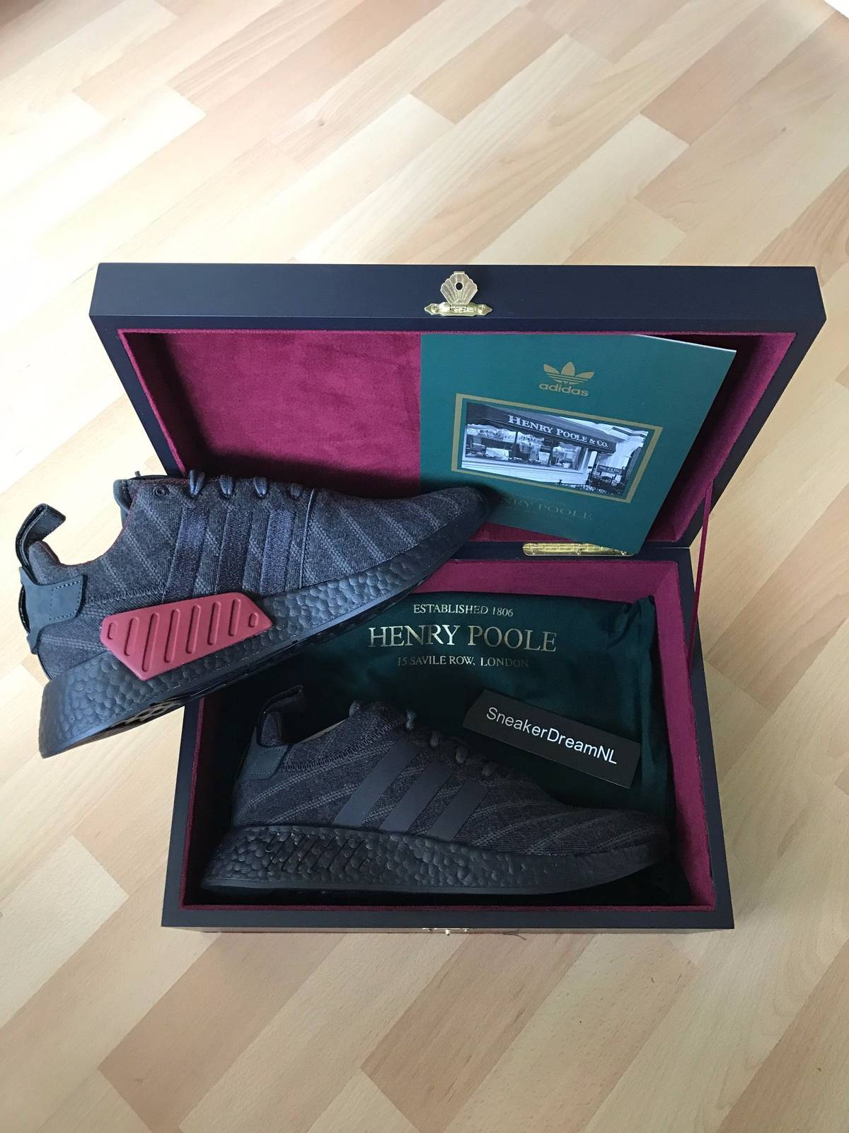 e19feeeab Adidas Originals X Size Henry Poole Nmd R2 - Photos Adidas Collections