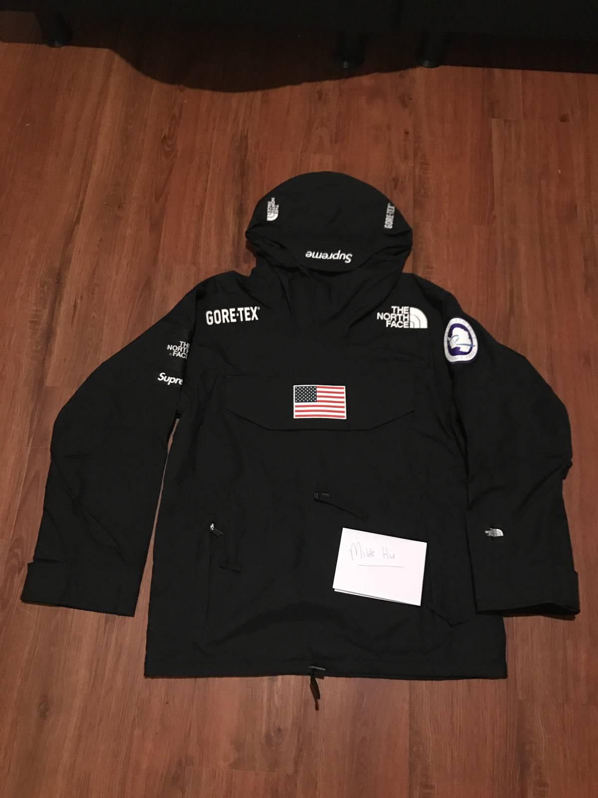 9d6defd44 north face gore tex jacket supreme shirt