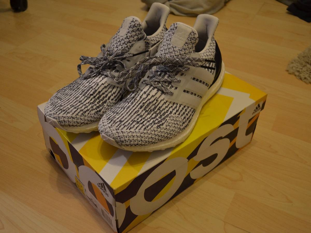 Adidas Zebra / Oreo Ultra Boost 3.0 pick up \\ u0026 Kicksource.net shiny