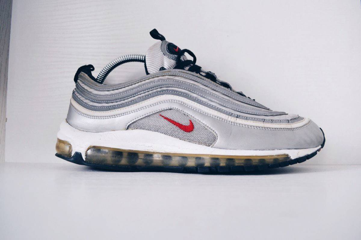 This Gold Cheap Nike Air Max 97 Is Inspired By Soccer Star Cristiano