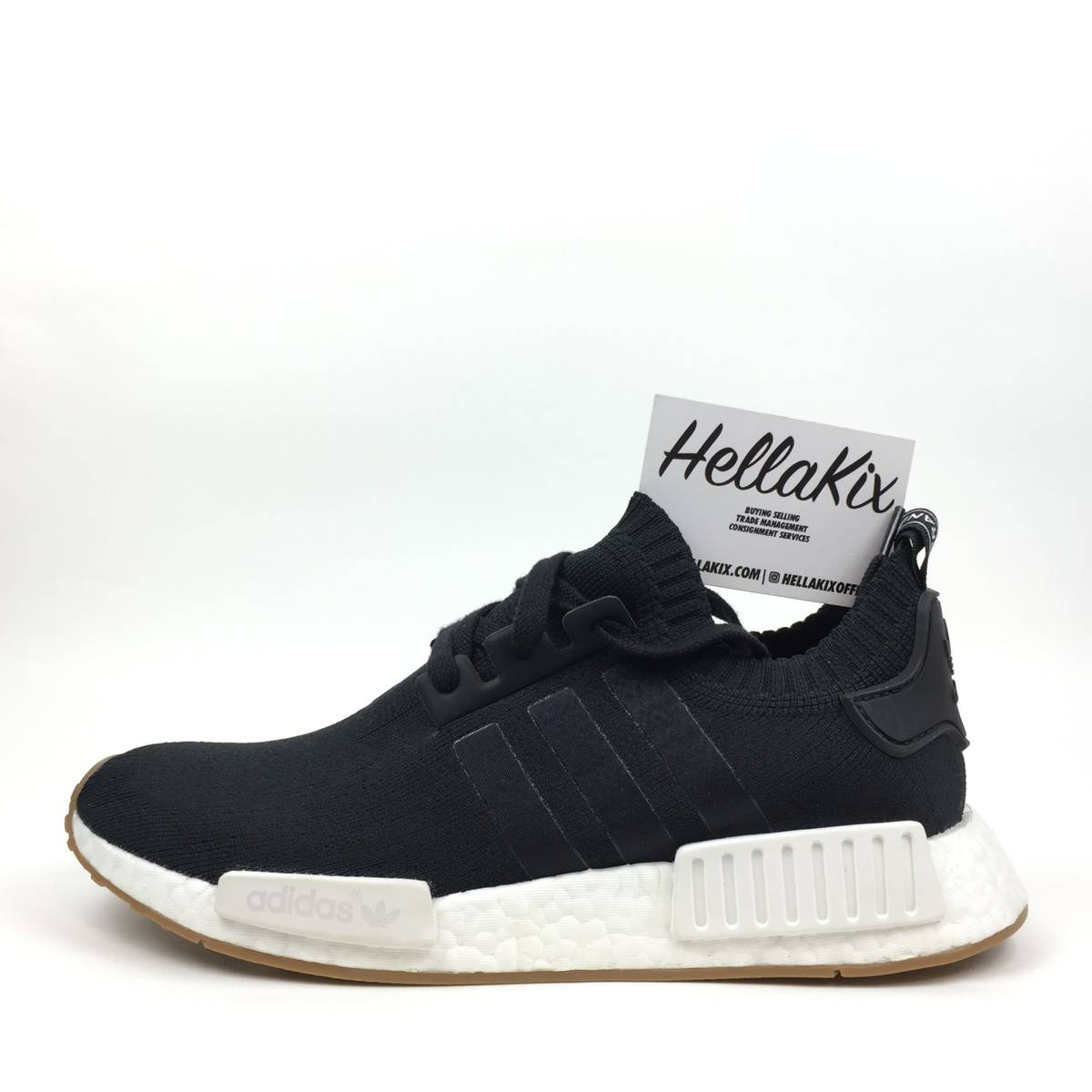 Cheap Adidas Originals NMD_XR1 Primeknit in Light Granite S32218