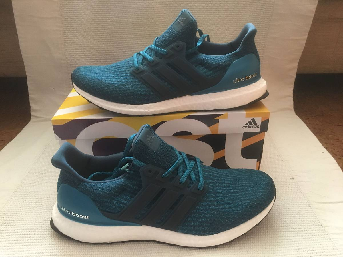 the best attitude 43764 eb2df ... adidas ultra boost 3.0 petrol night uk10 us10.5 eu44 2 3 s82021