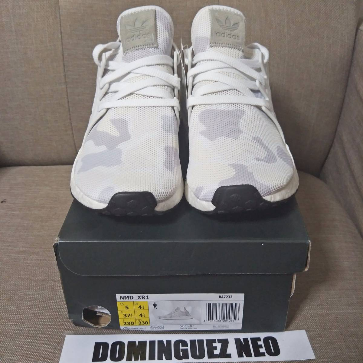 Buy Cheap NMD R1 Bedwin Grey White For Sale