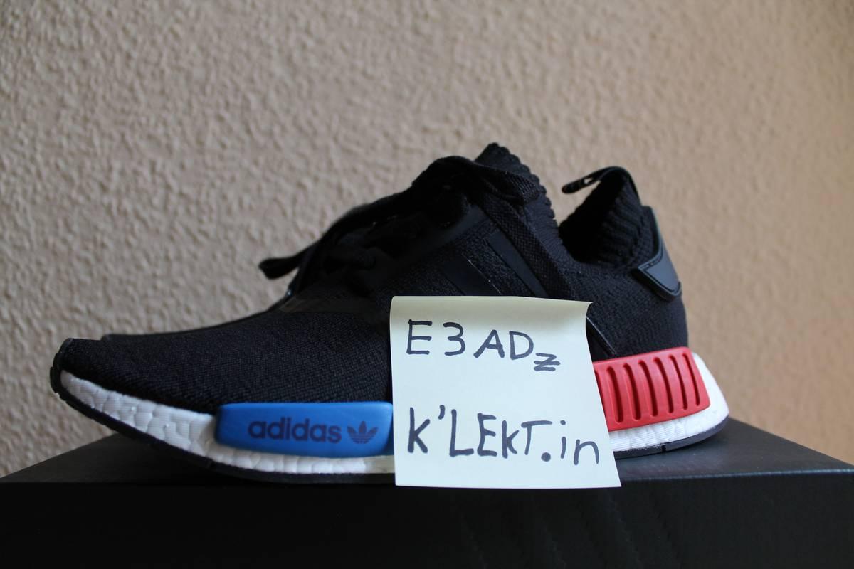 Adidas NMD R1 Primeknit OG Europe Release Info