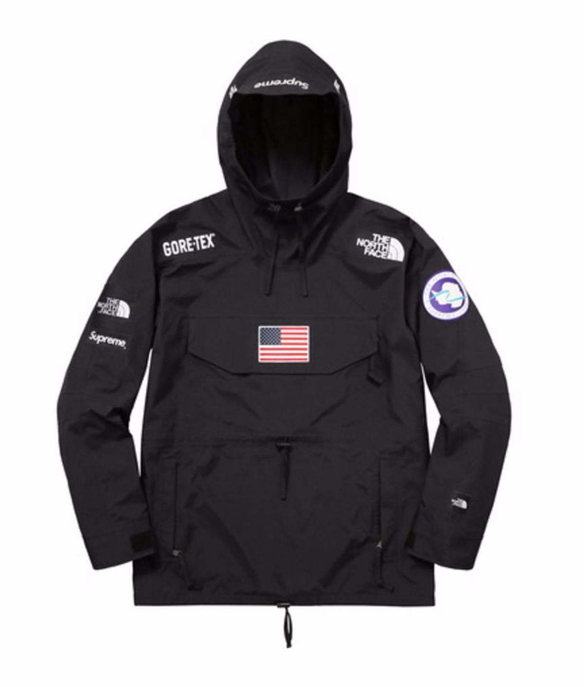 supreme x the north face trans antarctica expedition. Black Bedroom Furniture Sets. Home Design Ideas