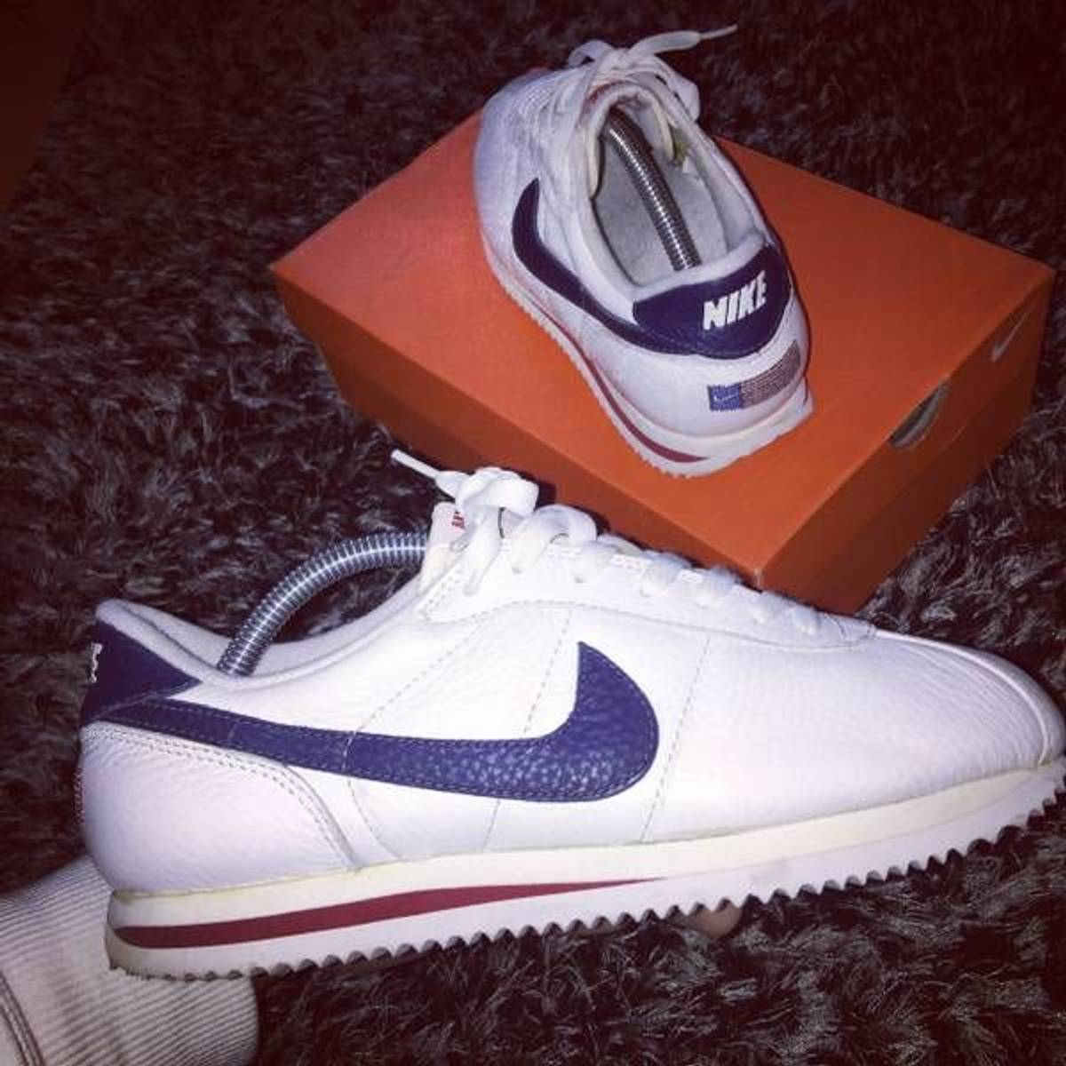 huge discount 6c8da f666d ... Nike Cortez Atlanta Olympics 1996 8.5US 42EU 7.5UK (fit small) - photo  ...
