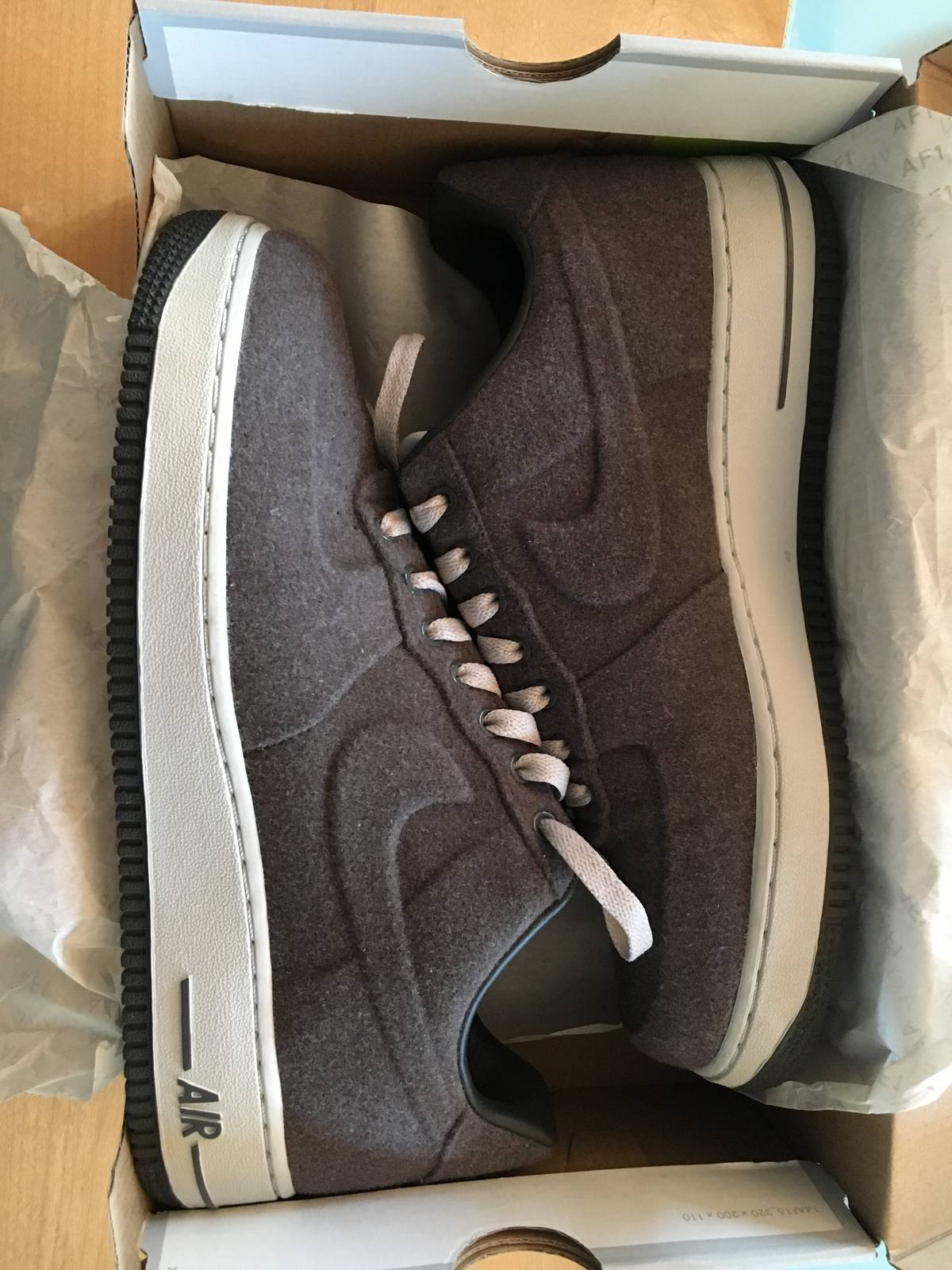 Air force 1 wool - photo 1/5
