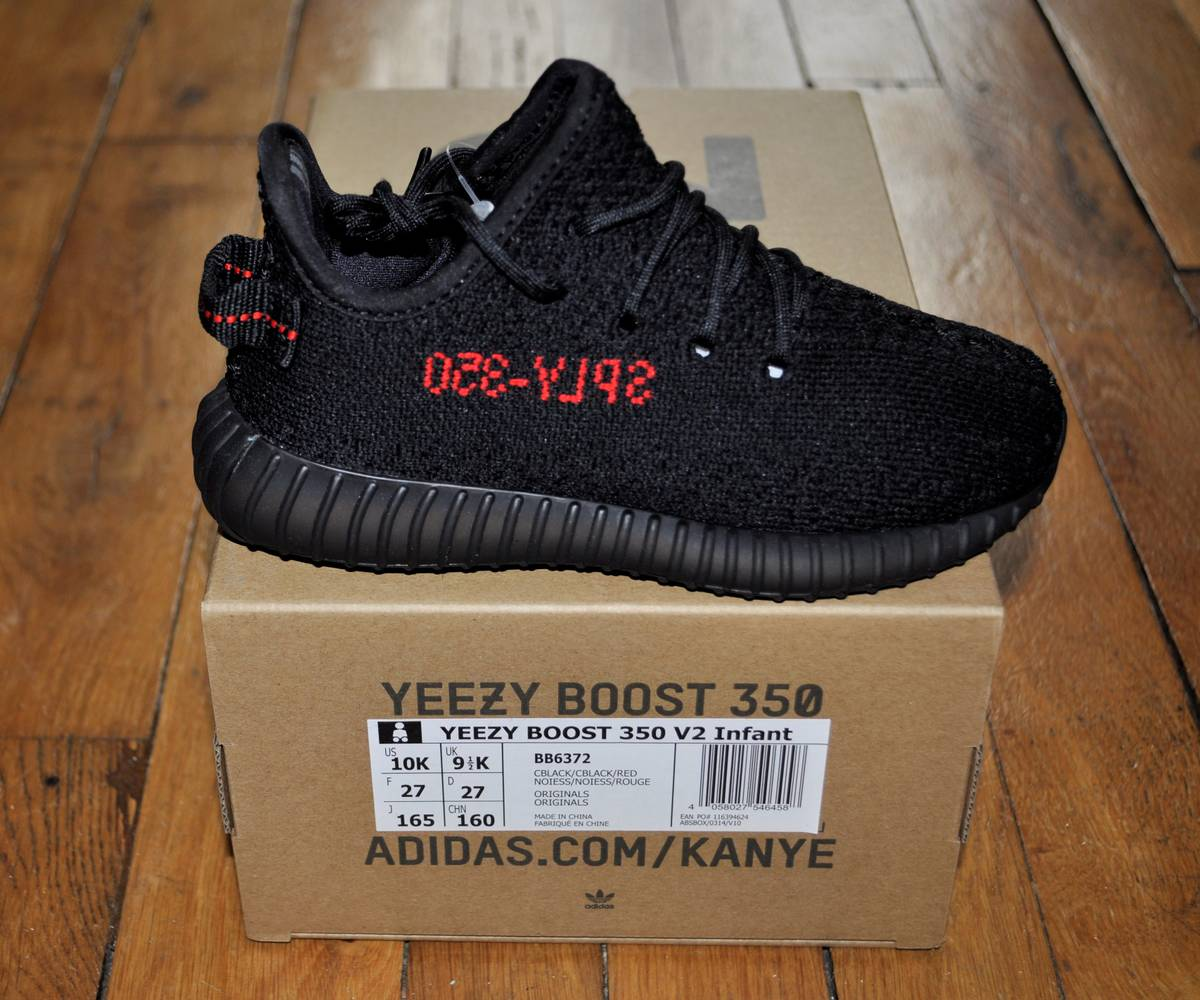 Cheap Adidas Yeezy Boost 350 v2 Black / White December 2016