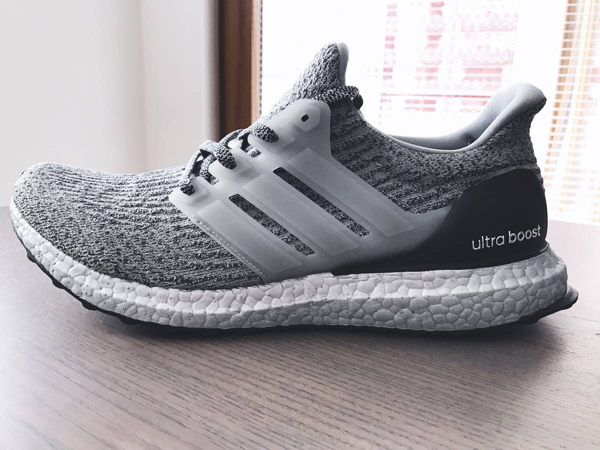 ADIDAS ULTRA BOOST 3.0 TRIPLE BLACK REVIEW