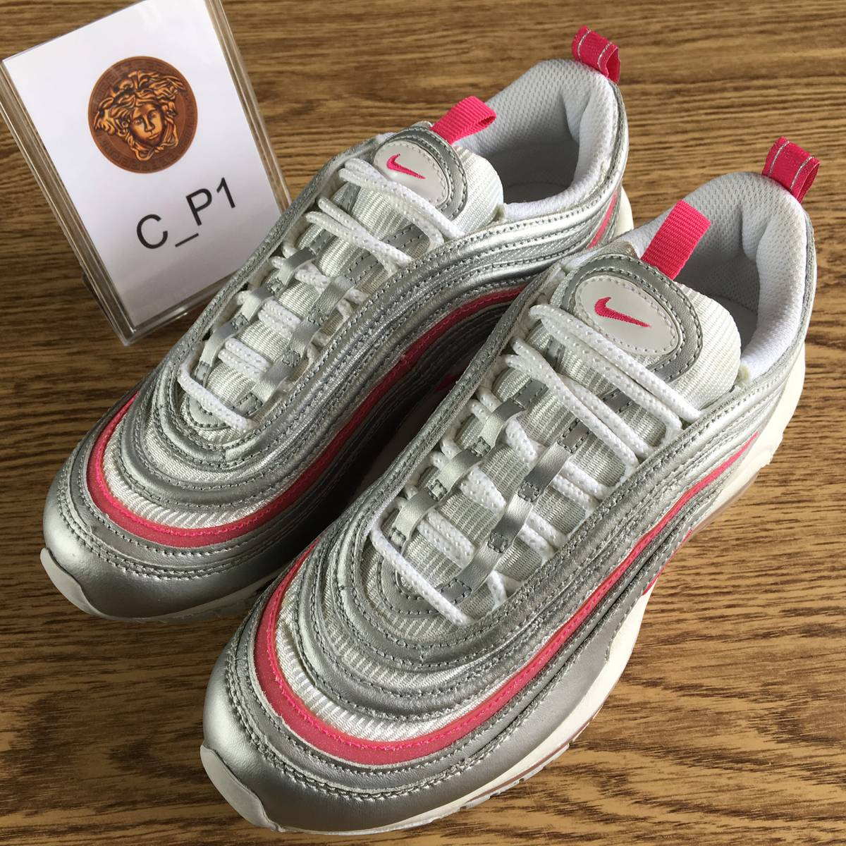 air max 97 silver pink running online. Black Bedroom Furniture Sets. Home Design Ideas