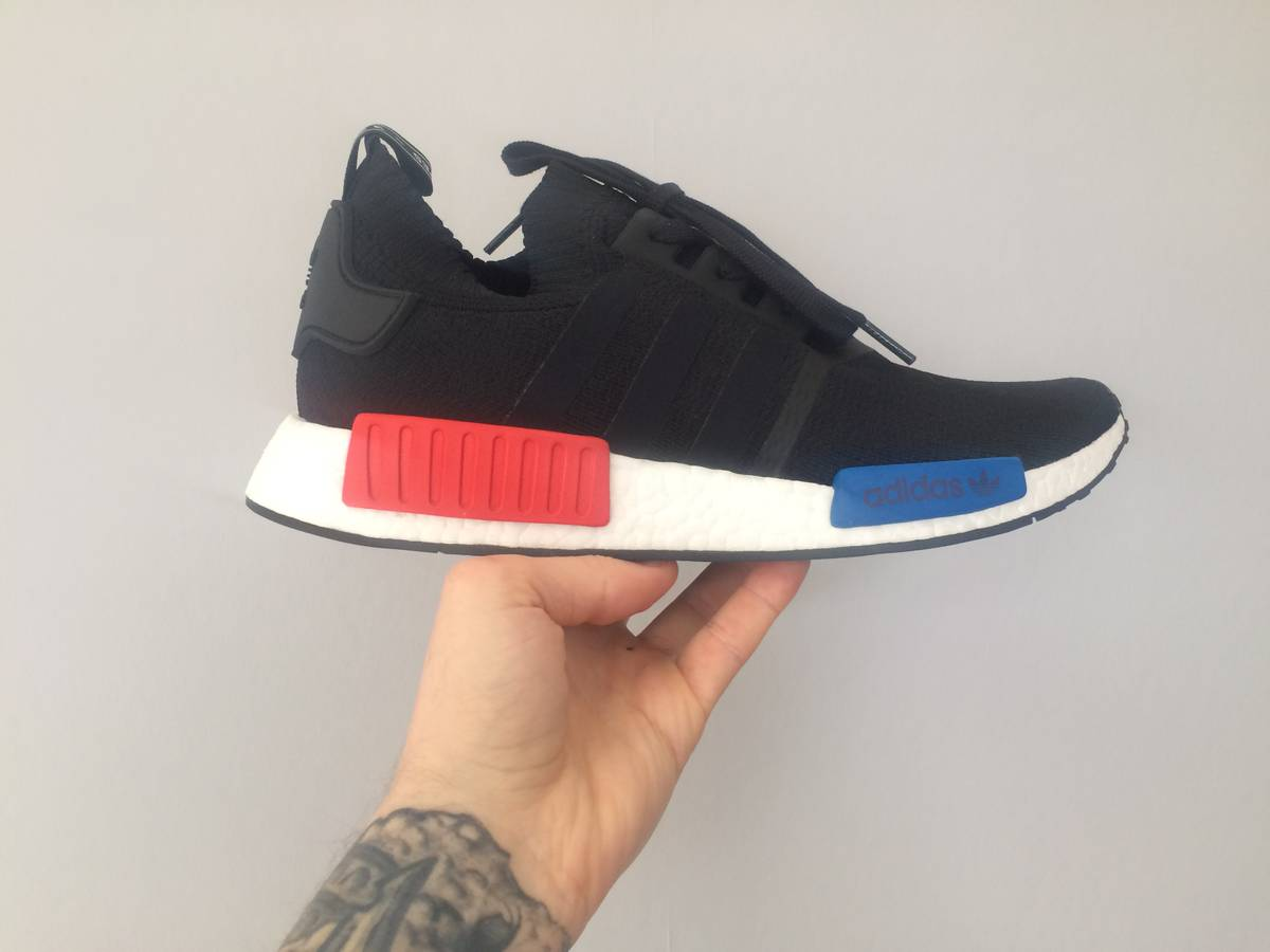 Release Adidas NMD R1 PK Primeknit Olive Camo Cargo Black Size