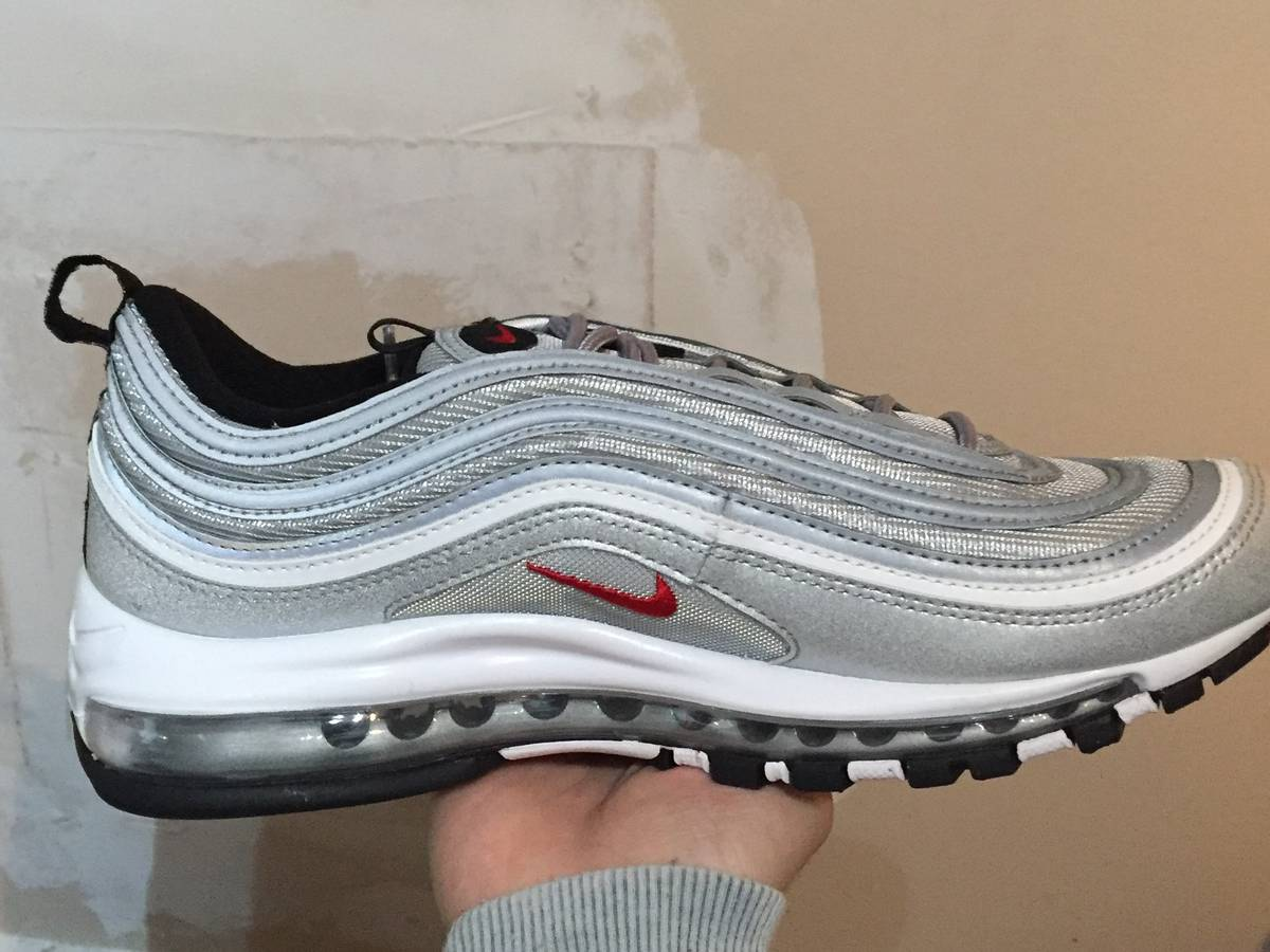 Cheap Nike AIR MAX 97 PREMIUM SNEAKERS Luisaviaroma