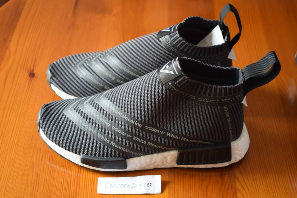 57ea6b9e6 ... shipping 24h adidas nmd city sock wm nmd x white mountaineering us8 and  us9 s80529