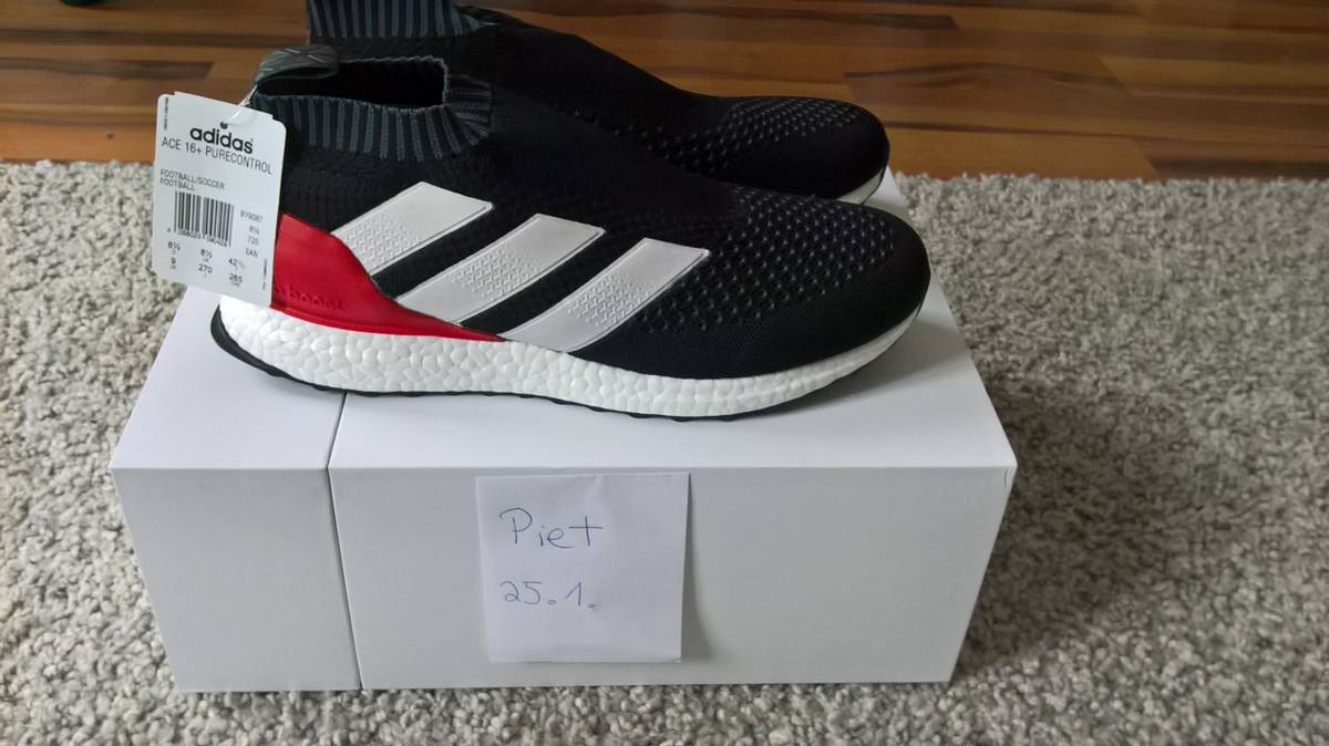 Adidas ACE 16 PureControl Ultra Boost Size 10 for Sale Grailed