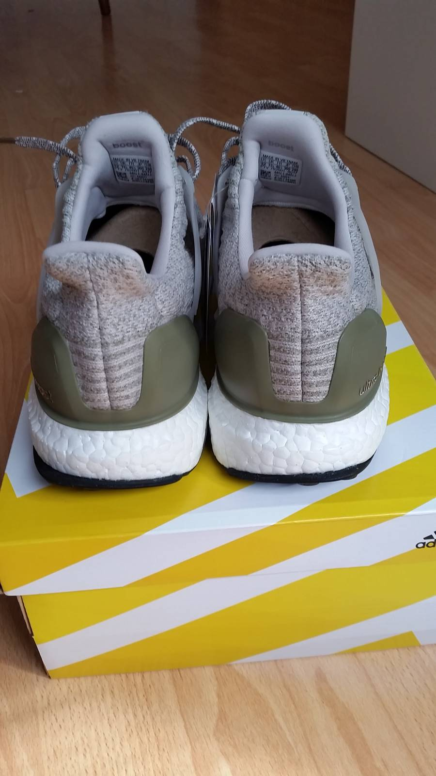 Ultra Boost LTD 3.0 Trace Cargo size 9