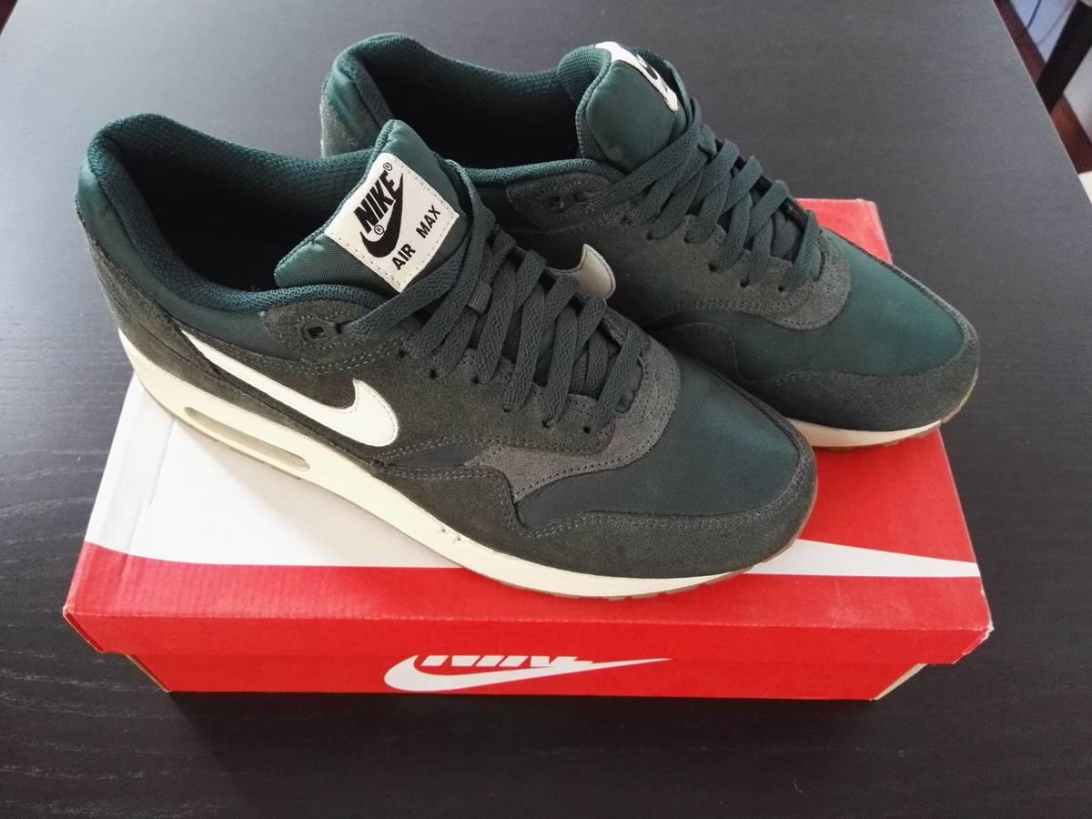 1e563832b5 Nike Air Max 1 Essential Suede Pack Pro Green - photo 18 ...