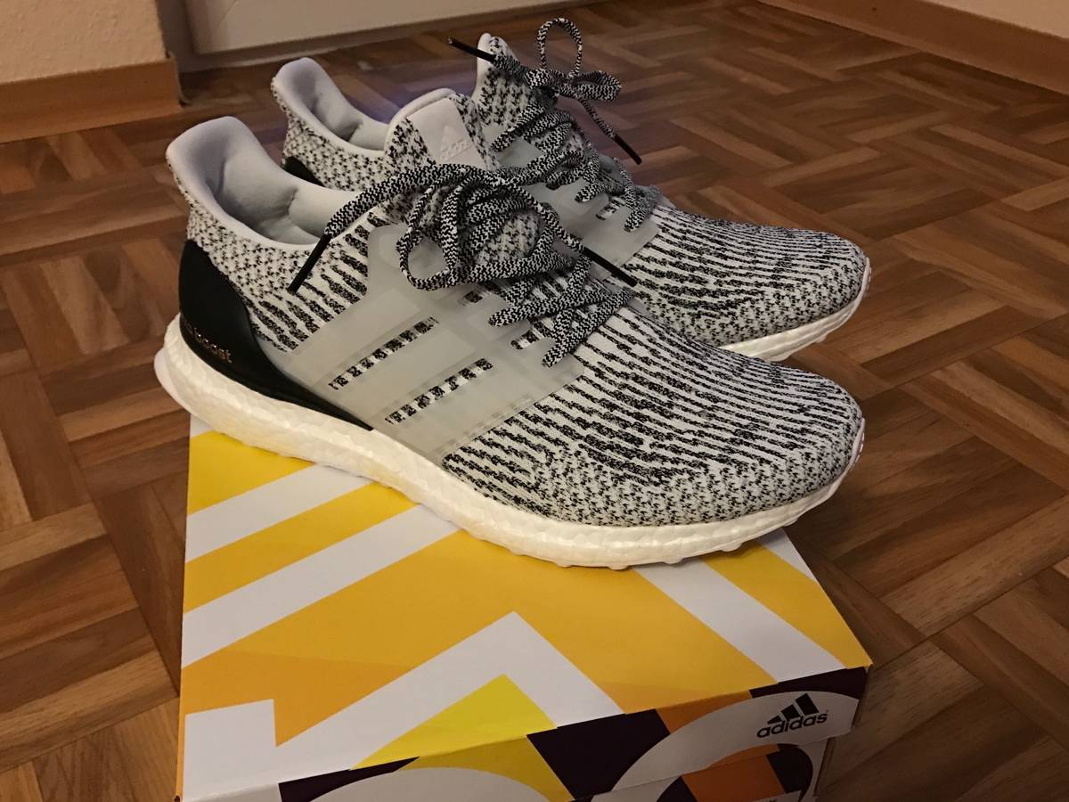 UNBOXING: Adidas Ultraboost 3.0 OREO