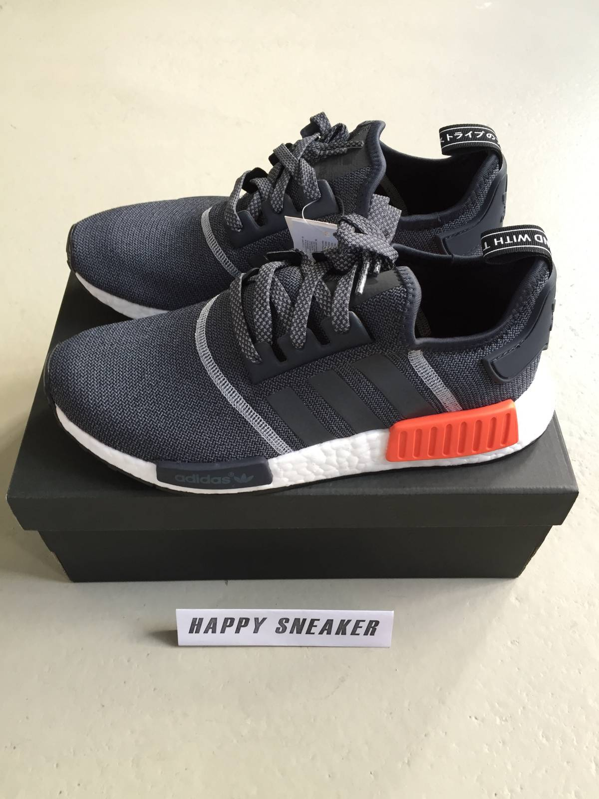 Trainers NMD R1 adidas UK