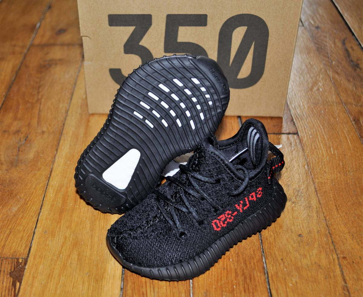 US Store Adidas Yeezy Boost 350 V2 BY1604 Black White Buy Online