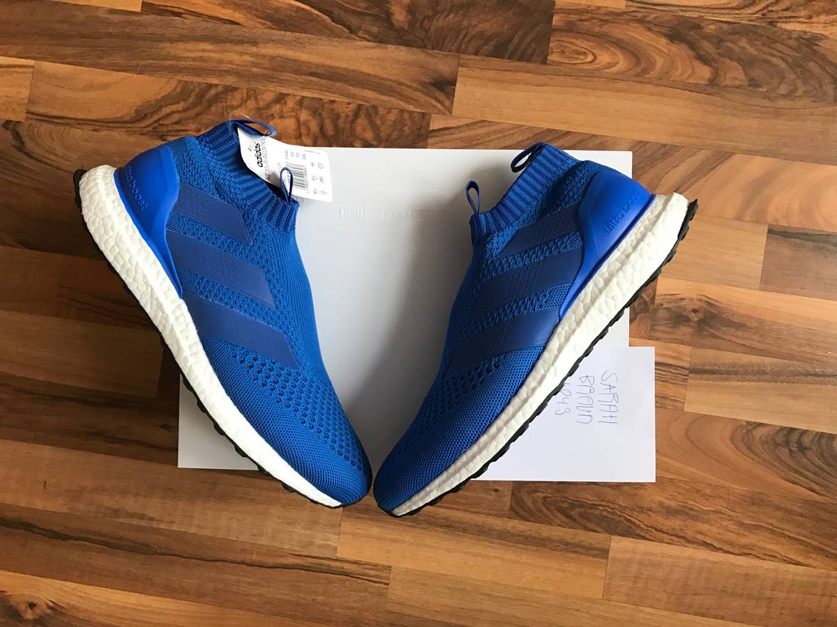 cheap for discount 0dee0 59190 ... adidas ACE 17 16+ Purecontrol Ultra Boost US 8.5 9.5 10 9 ...