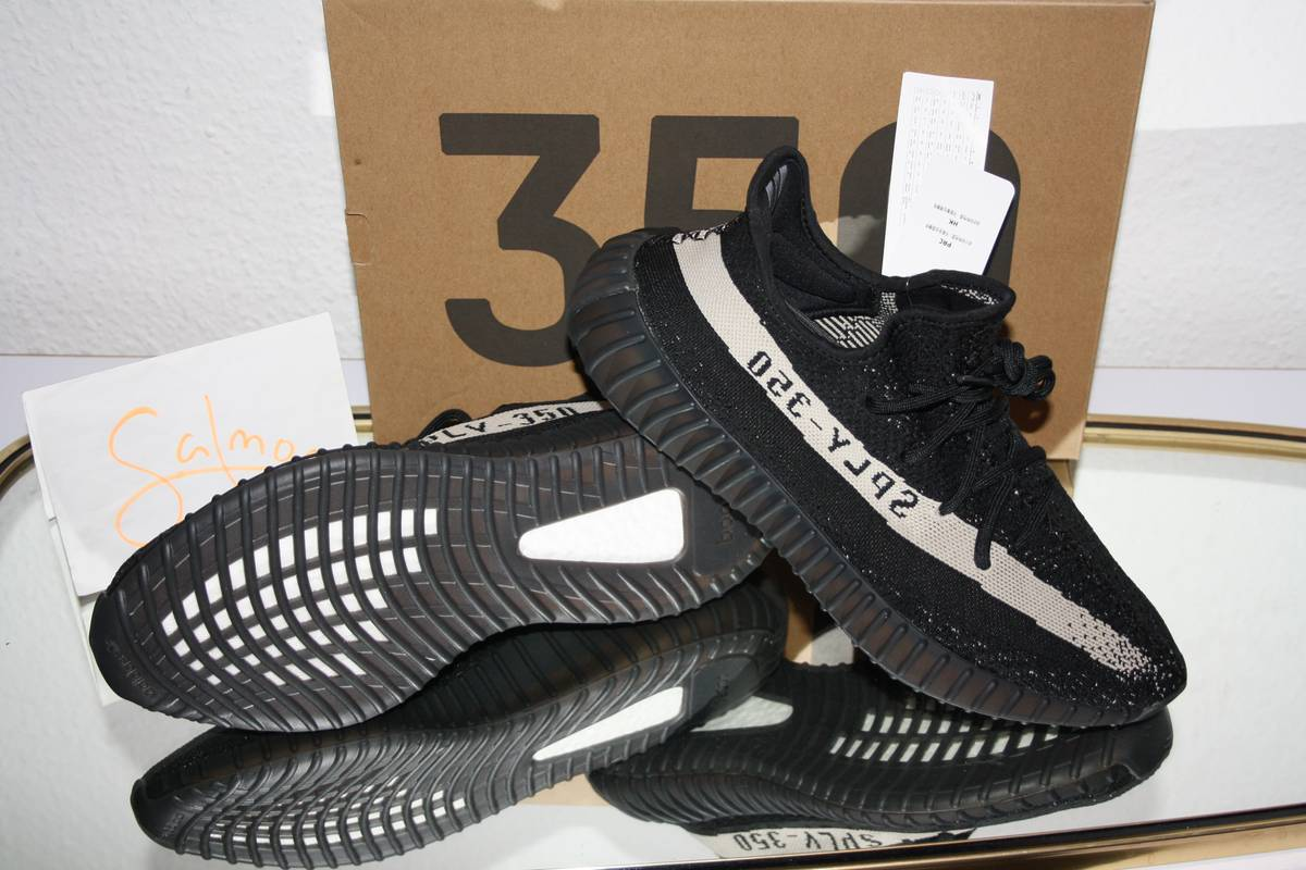 competitive price 9c7fb b1455 reduced adidas yeezy boost 350 oreo b9a68 8f3f6